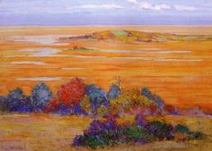 From Bayberry Hill by Arthur Wesley Dow