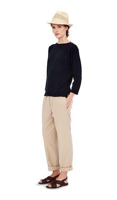 deliving blog: Elegante y prácitca, la ropa de Margaret Howell