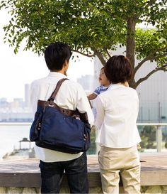 【ダディッコ トートバッグ】パパも持ちたいマザーズバッグ 2WAY 大容量 多機能 《日経新聞ベストパパバッグ受賞》