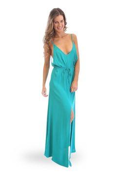 Jenny Packham - Lux Chiffon In Colors - Bridesmaid Dress Hi Low Dresses, Going Out Dresses, Maxi Dresses, Fashion Dresses, Chiffon Gown, Ruffle Dress, Jenny Packham Bridesmaid Dresses, Mini Vestidos, Green Dress