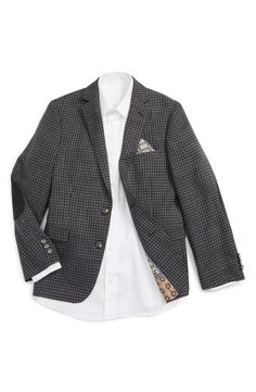 53b5dfe8f3 Tallia Tweed Sport Coat (Big Boys) available at  Nordstrom