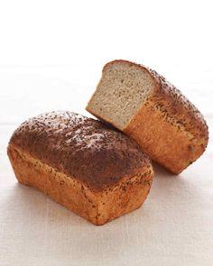Martha Bakes Rye Bread