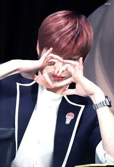 Last Fansign Wanna One Daniel K, Produce 101 Season 2, Kim Jaehwan, Ha Sungwoon, How To Show Love, Fans Cafe, Asian Boys, Handsome Boys, Jinyoung