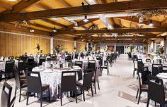 #Salón de  La Alquería listo para vuestras #celebraciones. www.labastilla.com