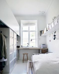 The Cool Home Of A Danish Architect / Bedroom Part 55