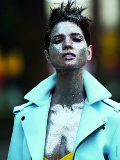 Hans Feurer for Antidote Magazine Spring Summer 2013