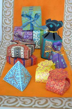Customized Favor Boxes Customized Favors Indian by PenandFavor, $1.00