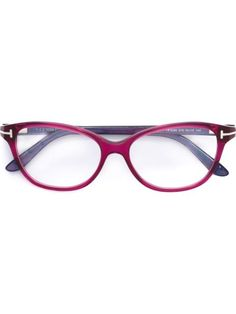 8f9868183217 Tom Ford Brown TF5404 Optical Glasses ( 355) ❤ liked on Polyvore ...