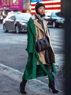 12 Layering Formulas that Look Good EVERY Time via @WhoWhatWear