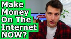 The Best Time to Make Money On The Internet? - WATCH VIDEO here -> http://makeextramoneyonline.org/the-best-time-to-make-money-on-the-internet/ -    how to make money in the internet  Why NOW is the golden era for those trying to make money on the internet. In this video, I talk about 4 major points that explain why if you are a beginner, making money on the internet has never been easier, and have the most potential.  Video credits to...