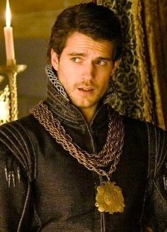 "Henry participou das 4 temporadas do seriado ""The Tudors"" onde interpretou ""Charles Brandon""-""Your Grace"" de 2007 á 2010 (Showtime-TV) #AlwaysHenryCavill"
