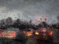this is a painting! - windshield realism by Gregory Thielker