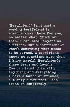 friends quotes deep Friendship Quotes for girls distance My Best Friend Quotes, Best Friend Quotes Meaningful, Besties Quotes, Bffs, Bestfriends, Letter To Best Friend, Forever Friends Quotes, To My Best Friend, Happy Birthday Best Friend Quotes