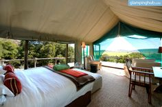 Rent a Safari Tent in Amakhala Game Reserve   Glamping South Africa