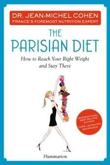 parisian-diet This program outlines a way of living that is based on healthy eating habits of the French people. You will learn to eat with pleasure so you can lose weight without having to strictly avoid any particular food.
