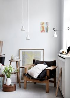 I love sharing new design discoveries. Made By Hand is a Danish design brand that I discovered at Stockholm Furniture Fair in February. Set up… Living Furniture, Modern Furniture, Furniture Design, Chair Design, Home Living Room, Living Spaces, Interior Decorating, Interior Design, Decorating Ideas
