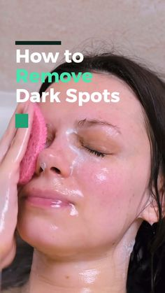 Here's a Great Solution Recommended by Beauty Experts to clear up dark spots, age spots & sun spots. Fitness And Beauty Tips, Health And Beauty Tips, Beauty Care, Beauty Skin, Beauty Secrets, Beauty Hacks, Beauty Products, Healthy Skin Tips, Dark Spots On Skin