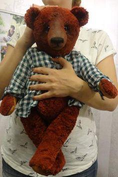 bear By Anna Rudenko - Bear Pile