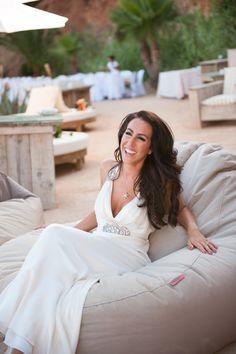Boho Planned Weddings: Jessica and Scott's Ibiza Beach Wedding by Gypsy Westwood