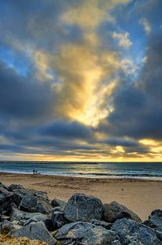 Ventura Marina Harbor, Ventura, California by intherough
