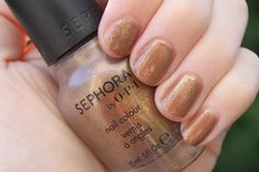 Sephora by OPI I Only Shop Vintage ♥ Review & Swatches