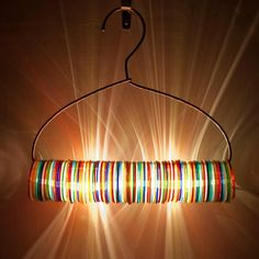 Buy Lucknow Choori Lamp - in MultiColor, Designer Lamps by Sahil & Sarthak Online in India | YellowTrunk.com