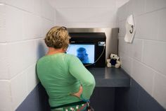 Inmate video visitation
