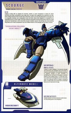 Transformers Universe - Gallery: G1 Scourge