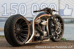 Build By Thunderbike Harley-Davidson Hamminkeln, Germany