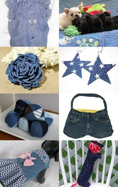 A Good Pair Of Blue Jeans by SassySashadoxie on Etsy--Pinned with TreasuryPin.com