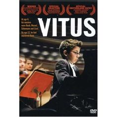 Incredible movie about a gifted young pianist, and how he deals with his talent, his gifted nature, and a controlling mother.  12 yr old virtuoso Teo Gheorghiu plays Vitus in his only movie to date...and is utterly AMAZING in every way!!!  I'd LOVE to see him play!