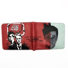 FVIP Wallet Harry Potter /Sherlock Holmes /Breaking Bad /Superman /Walking Dead With Small Zipper Coin Pocket Men's Wallet