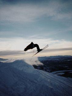 #vscocam #skiing
