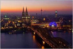 Cologne. ♥