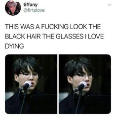 YOONGI LOOKS LIKE A YOUNG HOT PROFESSOR WHO WILL BE THE DEATH OF ME!!