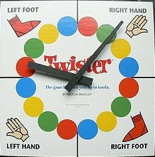 Twister Game Bible Object Lessons About Sin
