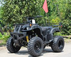 AKUMA Rancher Sport/Utility 200 Elite Model  - Larger Engine - Fully Automatic -