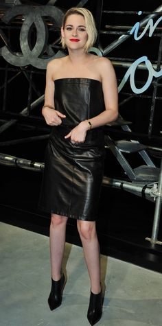 Look of the Day - Kristen Stewart from InStyle.com