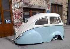 Just A Car Guy : cool VW concept