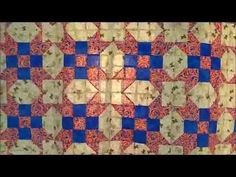 How to Make a Quilt - Millers Daughter Quilt Pattern Video (+playlist)