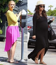 love this maternity style!