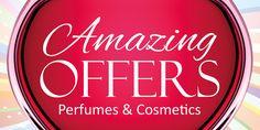 Amazing Offers #bestbrands #perfums #cosmetics #hellenicdutyfreeshops