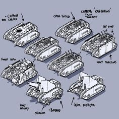 Warhammer 40000 - Astra Militarum - Imperial Guard shades of Chimera… Why not new variants ? Warhammer 40k Art, Warhammer Models, Warhammer 40k Miniatures, Warhammer Imperial Guard, 40k Imperial Guard, Sci Fi Models, Tank Design, Space Marine, Armored Vehicles