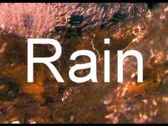 """Sound of Rain"" - 90min sleep and meditation video  ""no music"""