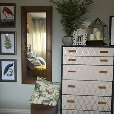 Ladder Decor, Bedroom, Home Decor, Decoration Home, Room Decor, Interior Design, Home Interiors, Dorm Room, Bedrooms