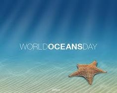 Happy World Ocean Day!! Send your love and light to the oceans and all who live there. ♥