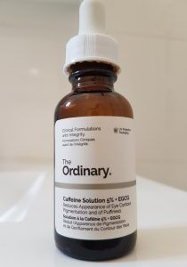 Review: The Ordinary Caffeine Solution 5% + EGCG – serenity now The Ordinary Caffeine Solution, Serenity Now, My Coffee, My Beauty, Beauty Products, Cosmetics