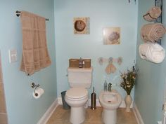 My toilet and bidet