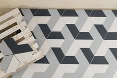 Tile trends: Hexagon Tiles
