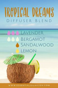 Each season brings with it its unique feelings and vibes. Summer is no exception!Support this wonderful season's natural energies by using summery essential oils that match the mood of these months. June, July and August are generally considered summer months in North America. Get some summer diffuser blends going to pull in the feeling of the sunny season! #summer #essentialoils #diffuserblends